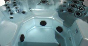 Hot tub jets